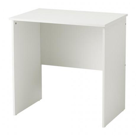 Стол для компьютера МАРРЕН белый фото 0
